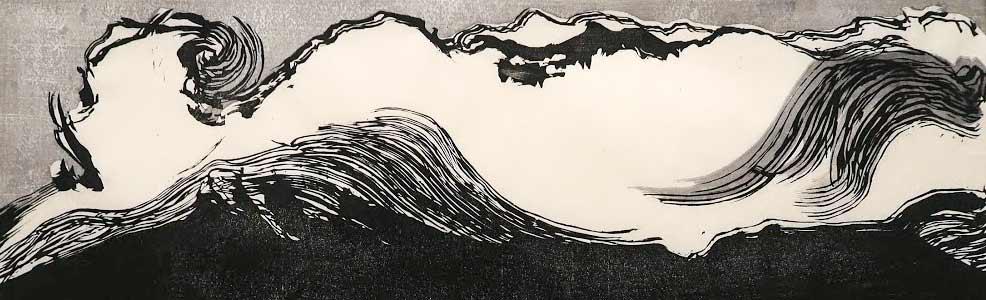 Mokuhanga Print