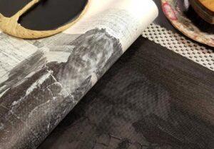 Ben Selby - Photomechanical Mokuhanga: Laser Carved Halftones