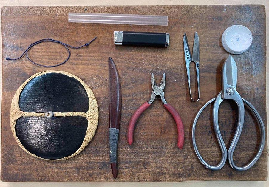 Hidehiko Goto - Printing the Deepest Black / Wrapping a Baren