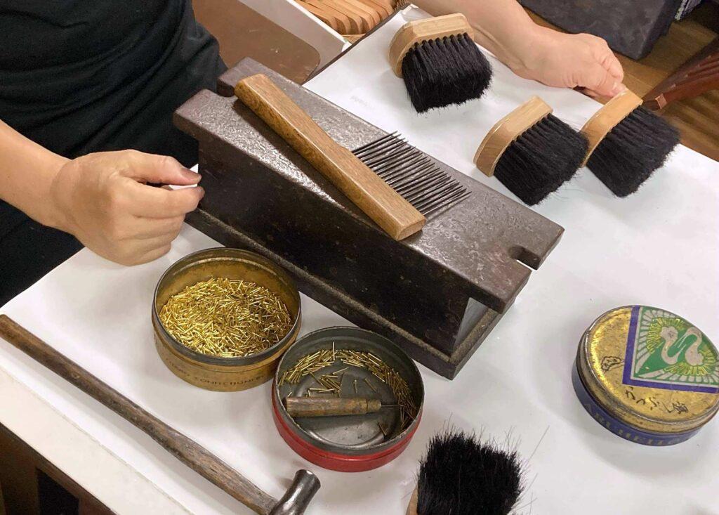 The Miyagawa Brush Shop
